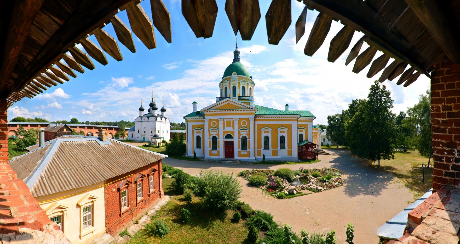 натяжные потолки в городе Зарайск