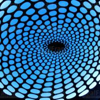 фото потолка с подсветкой 3D