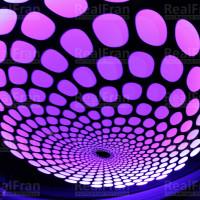 перфорация потолка с 3D изображением