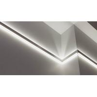 Встраиваемые профильные светодиодные светильники