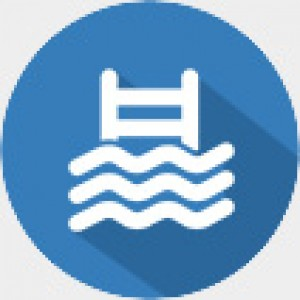Потолок в бассейн