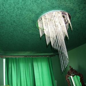 Замшевые потолки
