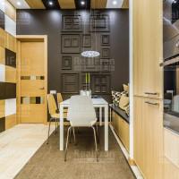 Кухня с ароматом кофе проект от Школы Ремонта