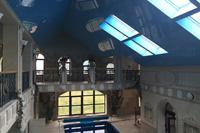Натяжные потолки глянец