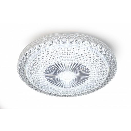 Управляемый светодиодный светильник AKRILIKA PRIME 40W R-405-CLEAR-220-IP44