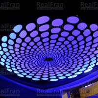 3D потолок с перфорацией