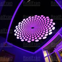 парящие потолки с подсветкой