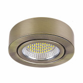 003131 Светильник MOBILED LED 3.5W 270LM 90G БРОНЗА ЗЕЛЕНАЯ 3000K (в комплекте)