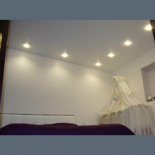 Матовый потолок в детскую - 1 м.2