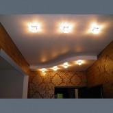 Матовый потолок в прихожую  - 1 м.2