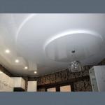 Многоуровневый комбинированный потолок - 1 м.2