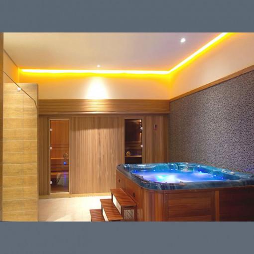 Парящий потолок с подсветкой  - 1 м.2