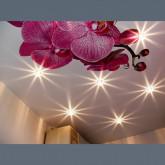 Потолок с фотопечатью в гостиную  - 1 м.2