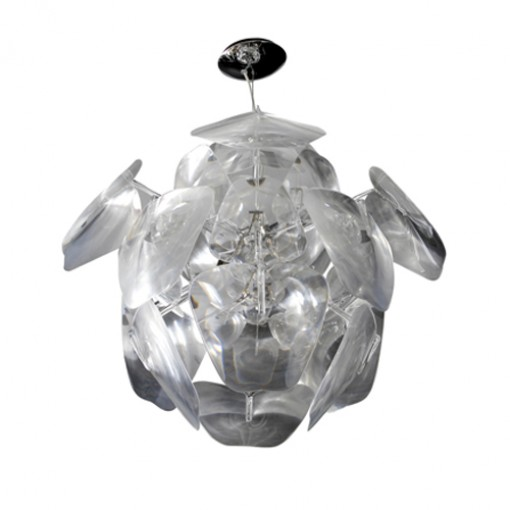 1004 Светильник подвесной Blume C2, Е27, 1х100 Вт, 150х70, прозрачный