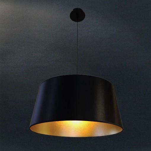 1008 Светильник подвесной Glanz C1, Е27, 1х60 Вт, 150х42, черный