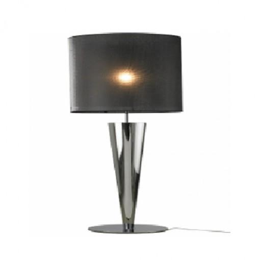1038 Светильник напольный Luxus F, E27, , 180х50, серый