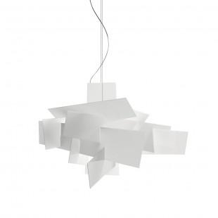 1184 Светильник подвесной Grundstof C2 WH, R7S, 1х200 Вт, 200 (макс)х91х91, белый