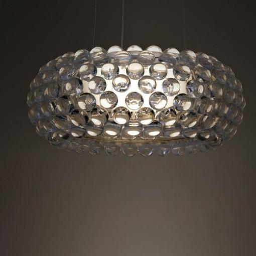 1288 Светильник подвесной Tau C2, R7S, 1≤200 Вт, 23х50, прозрачный