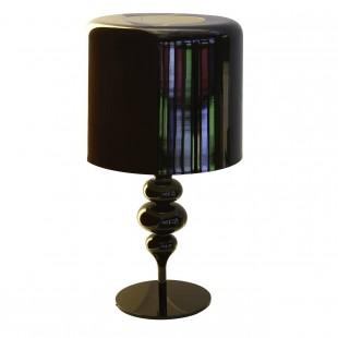 1024 Светильник настольный Eleganz T BK, E27, 1x60 Вт, 74х40, черный