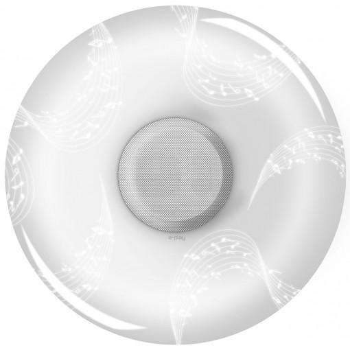 Управляемый светодиодный светильник a-play 60W со встроенной колонкой