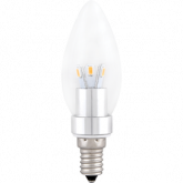 Ecola Light candle 9W 220V E14 2700K 108x38 свеча