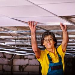 Опасности и неприятности подвесных потолков