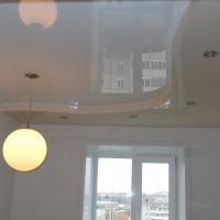 Многофактурный потолок