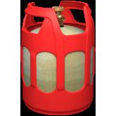 Баллон пропановый Compolite CS 6 (14.8 л) Rugasco СВ000007782