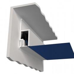 Декоративные элементы для натяжных потолков (потолочный плинтус)