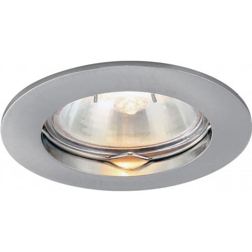 Встраиваемый спот ARTE LAMP A2103PL-1SS BASIC 1xGU10 50W 220V IP20