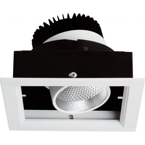 Встраиваемый спот ARTE LAMP A1712PL-1WH CARDANI COB LED 12W 220V IP20