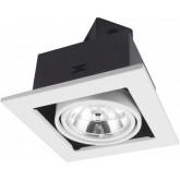 Встраиваемый спот ARTE LAMP A5930PL-1WH CARDANI 1xG5.3 50W 220V IP20