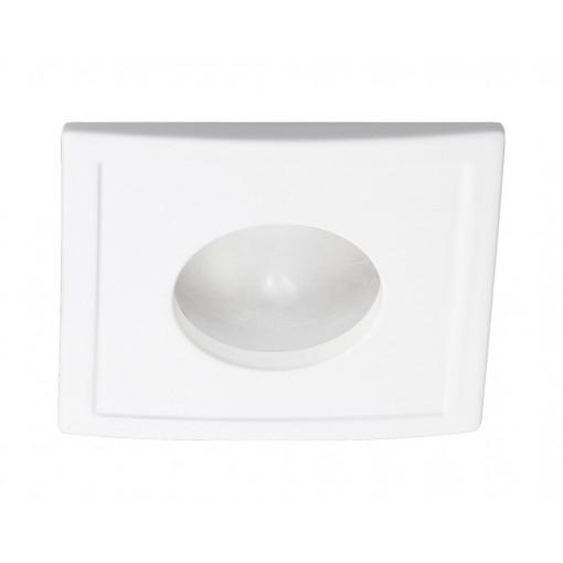 Встраиваемый, влагозащищенный спот ARTE LAMP A5444PL-1WH AQUA 1xGU10 50W 220V IP44