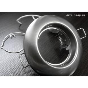 Встраиваемый спот ARTE LAMP A1203PL-1SS PRAKTISCH GU10 1x50W 220V IP20