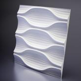 3D Дизайнерская панель из гипса BLADE