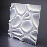 3D Дизайнерская панель из гипса CAPSUL