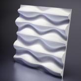 3D Дизайнерская панель из гипса DROP