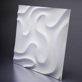 3D Дизайнерская панель из гипса FOG -1