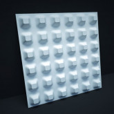 3D Дизайнерская панель из гипса CHAOS