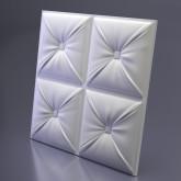 3D Дизайнерская панель из гипса CHESTER