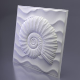 3D Дизайнерская панель из гипса UNDERWATER
