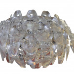 1003 Светильник подвесной Blume C3, Е27, 3х60 Вт, 150х110, прозрачный