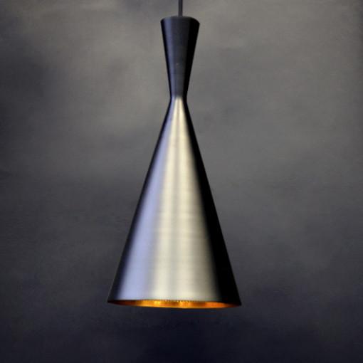1182 Светильник подвесной Frieden C3, E14, 1х40 Вт, 37х18, черный
