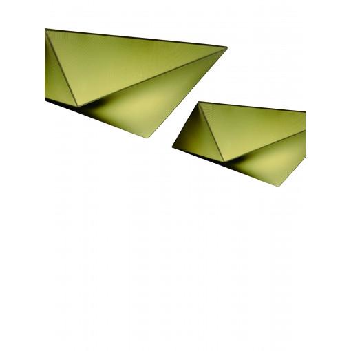 1145 Светильник потолочный Eisberg C1 WH, E27, 4х18 Вт, 18х55х55, белый