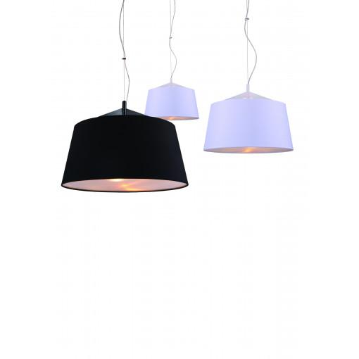 1009 Светильник подвесной Glanz C2, Е27, 1х100 Вт, 150х60, черный