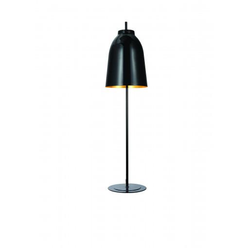 1119 Светильник напольный Stille F BK, E27, 3х60 Вт, 166,5х40, черный с золотом