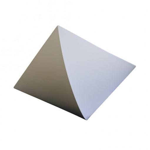 1149 Светильник потолочный Segel C1 WH, E27, 4х18 Вт, 18х55х55, белый