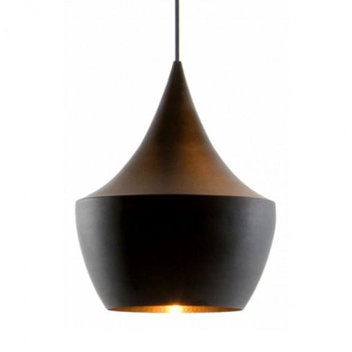1180 Светильник подвесной FriedenC2, E14, 1х40 Вт, 29х24, черный