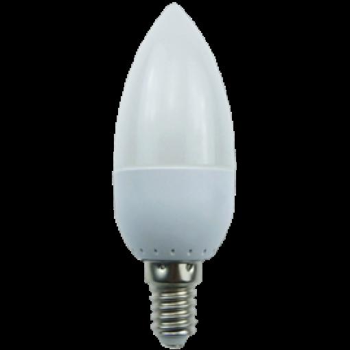 Ecola Light candle LED Eco 3,0W 220V E14 2700K свеча 103x37