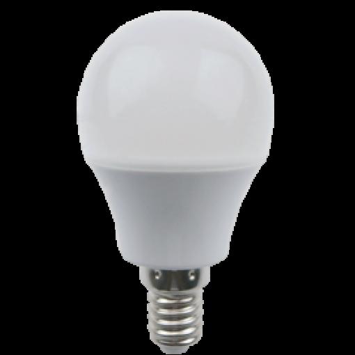 Ecola Light Globe LED Eco 3,0W G45 220V E14 2700K шар 84x45